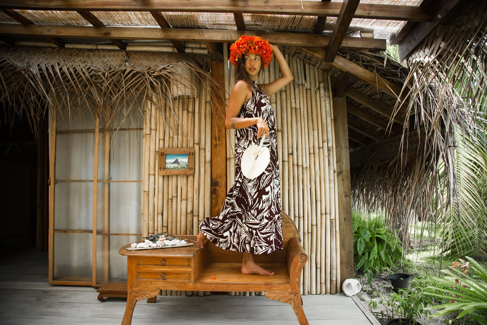 Creatures of Wilde Bounty Dress at Coco Mango Store in Waikiki Hawaii