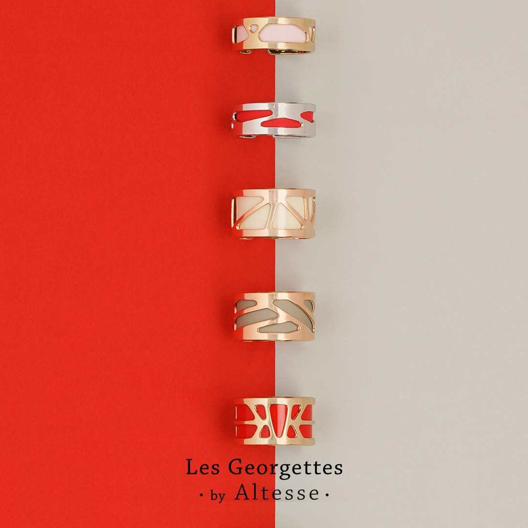 Ring les georgettes by altesse Hawaii